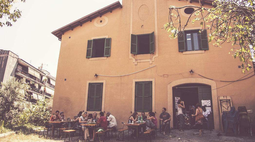 La Città dell'Utopia cerca una voluntària ESC a Roma durant un any