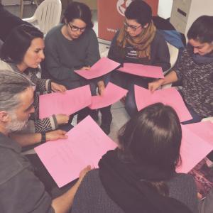 Formació internacional sobre voluntariat, gènere i gestió de conflictes