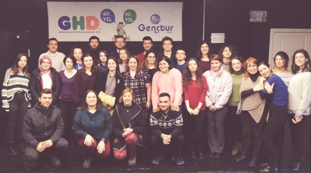 Fes un ESC amb una organització juvenil a Turquia