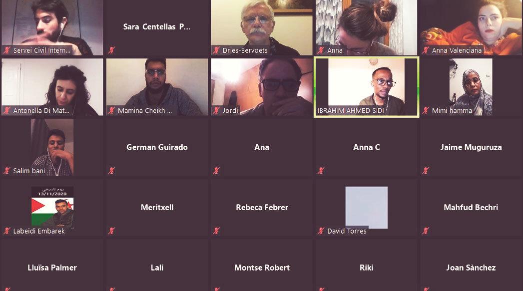 Activists in Residence 2020: connectant moviments de resistència juvenil a la Mediterrània