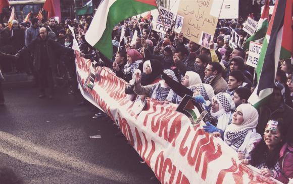Vine a la 2a part de la sessió 'Repensant l'empoderament des dels feminismes situats a Palestina' (Online)