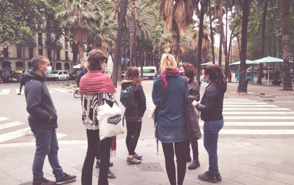 Crònica Cicle Ecofeminismes: mirades i propostes per transicionar cap a nous models d'arrel
