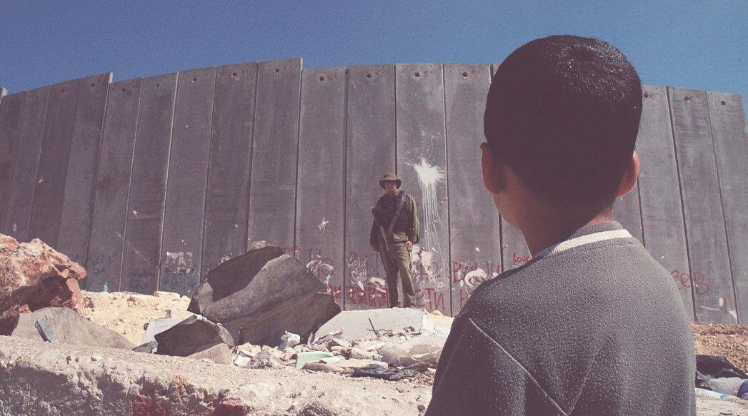 Israel com a paradigma d'Estat emmurallat al món (CANCEL·LAT)