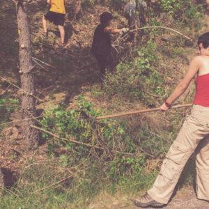 Aquest estiu hem organitzat 5 camps de treball al territori!