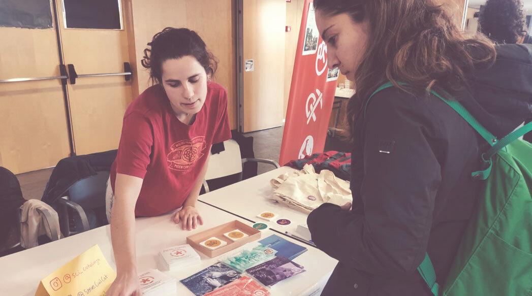 [Oferta de feina]: Responsable de l'emplaçament a camps de voluntariat internacionals